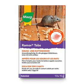 Ramor Tabs - Nachfüller, 150 g Répulsif pour insectes Maag 658420100000 Photo no. 1