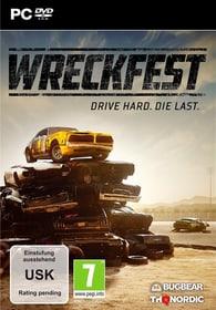 PC - Wreckfest Box 785300138638 Langue Allemand Plate-forme PC Photo no. 1