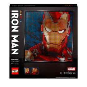 Art 31199 Iron Man de Marvel Studios LEGO® 74737520000021 Bild Nr. 1