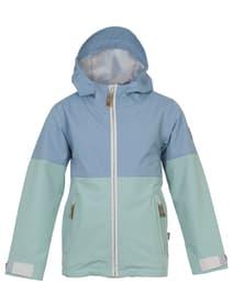 Puck Veste de pluie pour enfants Rukka 466823309841 Taille 98 Couleur bleu claire Photo no. 1