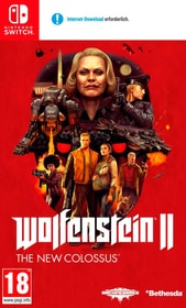 Switch - Wolfenstein II: The New Colossus (D) Box 785300135392 N. figura 1