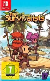 NSW - The Survivalists D Box 785300154547 N. figura 1