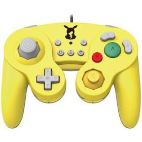 Nintendo Switch - Battle Pad - Pikachu Manette Hori 785300155144 Photo no. 1