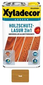 Lasure pour la protection du bois Teck 2.5 l XYLADECOR 661775200000 Couleur Teck Contenu 2.5 l Photo no. 1