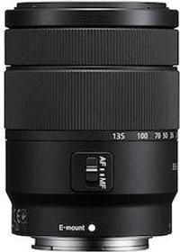 SEL 18-135mm f 3.5-5.6 OSS Objektiv Sony 785300140761 Bild Nr. 1