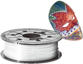 Filament Color PLA weiss 600g 1,75mm Filament XYZprinting 785300144571 Bild Nr. 1