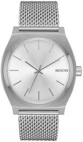 Time Teller Milanese All Silver 37 mm Montre bracelet Nixon 785300136988 Photo no. 1