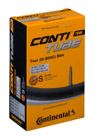 Tour 26 (650C) Slim Sclaverand Schlauch Continental 470259300000 Bild-Nr. 1