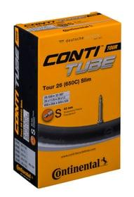 Tour 26 (650C) Slim Sclaverand Veloschlauch Continental 470259300000 Bild-Nr. 1