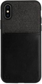 Card Case noir Coque XQISIT 785300140312 Photo no. 1