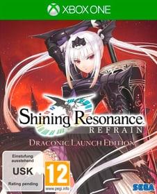 Xbox One - Shining Resonance Refrain LE (D/E) Box 785300135191 Langue Anglais, Allemand Plate-forme Microsoft Xbox One Photo no. 1