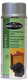 Peinture martelée Spray Peinture à effet Miocolor 660840000000 Couleur Gris Argent Contenu 400.0 ml Photo no. 1
