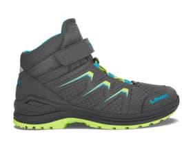 Maddox GTX Mid Chaussures de randonnée pour enfant Lowa 465524328080 Couleur gris Taille 28 Photo no. 1