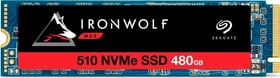 IronWolf 510 SSD PCIe 480GB Disque Dur Interne SSD Seagate 785300155593 Photo no. 1