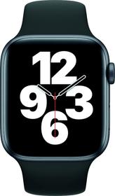 Watch SE GPS 44mm Space Gray Aluminium Black Sport Band Smartwatch Apple 798764500000 Photo no. 1