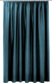 NICOLAS Fertigvorhang lichtdicht 430275321844 Farbe Türkis Grösse B: 300.0 cm x H: 260.0 cm Bild Nr. 1