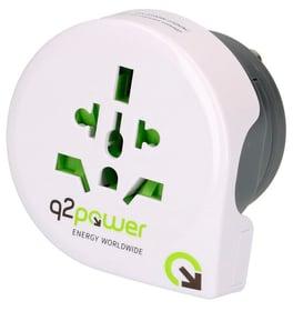 Q2 Power adattatore mondo India q2power 612176800000 N. figura 1
