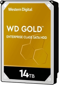 "Harddisk Gold 14 TB 3.5"" HDD Intern Western Digital 785300150226 Bild Nr. 1"