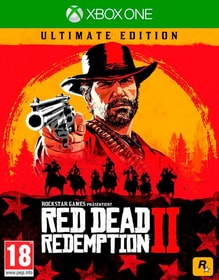 Xbox One - Red Dead Redemption 2 - Ultimate Edition (I) Box 785300139350 Langue Italien Plate-forme Microsoft Xbox One Photo no. 1