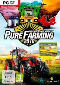 PC - Pure Farming 2018 Day One Edition (I) Box 785300131613 N. figura 1