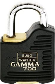 Gamma 700 55 Vorhängeschloss Burg-Wächter 614064500000 Bild Nr. 1