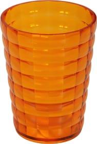 Mundspülbecher Glady diaqua 675008900000 Farbe Orange Grösse Ø 8.5 X 11 CM Bild Nr. 1