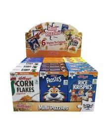 Kelloggs Mini Puzzle Puzzle 748678200000 N. figura 1