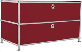 FLEXCUBE Buffet 401897700000 Dimensioni L: 77.0 cm x P: 40.0 cm x A: 44.5 cm Colore Rosso N. figura 1