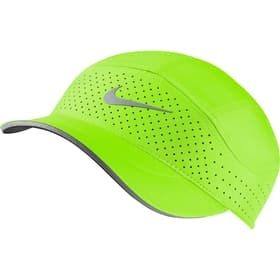 Aerobill Tailwind Running Cap Laufcap Nike 463607499955 Grösse onesize Farbe neongelb Bild-Nr. 1