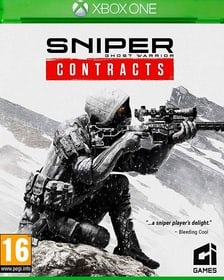 Xbox One - Sniper Ghost Warrior Contracts D Box 785300148230 Photo no. 1