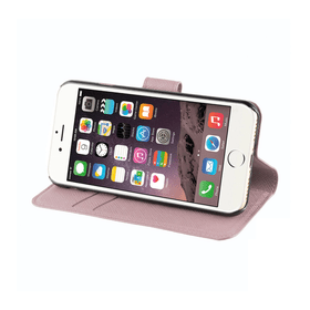 Wallet Viskan iPhone 6/6S/7/8 rose gold