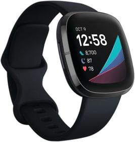 Sense carbone/graphite Smartwatch Fitbit 798754200000 Photo no. 1