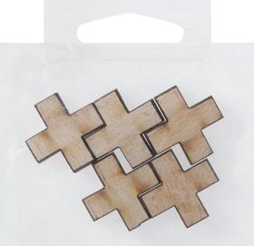 Laser Ausschnitte Kreuz