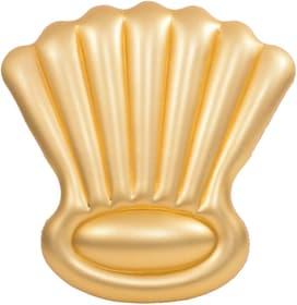 Aufblasbare Muschel Gold 647247600000 Bild Nr. 1