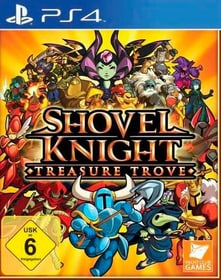 PS4 - Shovel Knight: Treasure Trove D Box 785300145713 Bild Nr. 1