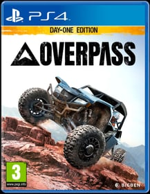 PS4 - Overpass - Day One Edition D/F Box 785300145810 Bild Nr. 1