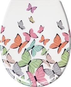 Siège de WC Butterflies Kleine Wolke 675146400000 Photo no. 1