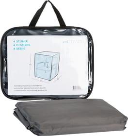 PROTEGE Housse de protection pour 4 chaises 408014100000 Photo no. 1
