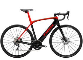Domane+ LT vélo électrique de course Trek 463363805630 Couleur rouge Tailles du cadre 56 Photo no. 1
