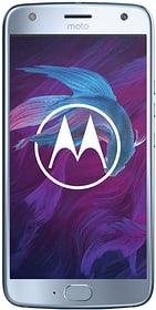 Moto X4 bleu Dual Sim