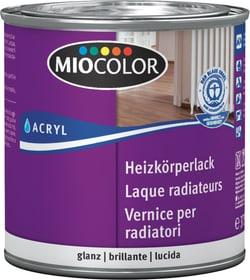 Vernice per radiatori lucida Bianco 375 ml Miocolor 660560900000 Colore Bianco Contenuto 375.0 ml N. figura 1