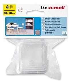 Sottomobili 40 x 40 mm 4 x Fix-O-Moll 607084700000 N. figura 1