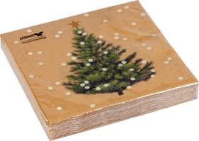 CHRISTMAS Tovaglioli di carta 444999800000 N. figura 1