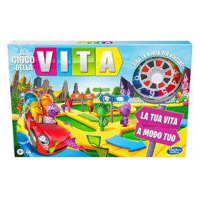 Il Gioco della Vita (IT) Giochi di società Hasbro Gaming 748678790200 Lingua IT N. figura 1