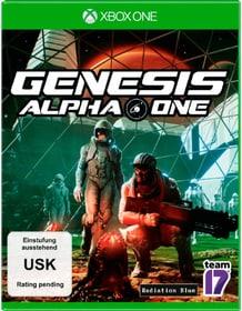 Xbox One - Genesis Alpha One (D) Box 785300135393 N. figura 1