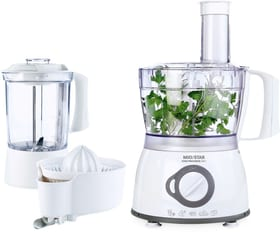 Food Processor 3 in 1 Küchenmaschinen-Set