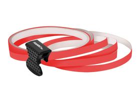 PIN-Striping cerchioni rosso neon Tuning FOLIATEC 620281300000 N. figura 1