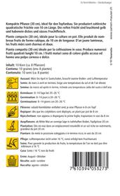 Mini Peperoni Mohicano Gemüsesamen Samen Mauser 650173300000 Bild Nr. 1