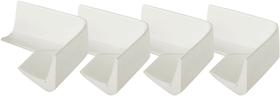 Soft, 4 pezzi Protezione per spigoli Reer 614135900000 N. figura 1
