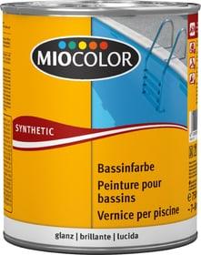 Bassinfarbe Lidoblau 750 ml Synthetischer Lack Miocolor 661417900000 Bild Nr. 1